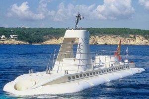 SDE49-75 Tourist Submarine