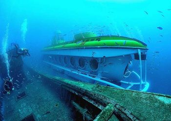Tourist Submarine for Sale. SDE49-75 49-Pax-Sister-vessel