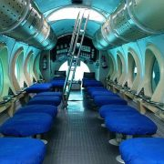 Tourist Submarine for Sale. SDE49-75-Cabin