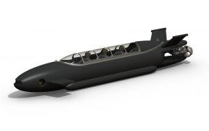 SDE 4 Swimmer Delivery Vehicle