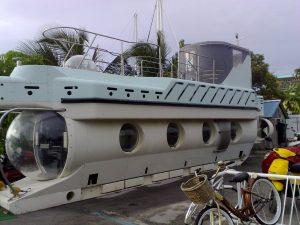 SDE16-100 Tourist Submarine