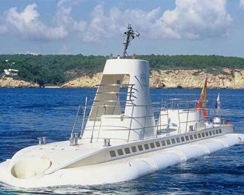 Tourist Submarine for Sale. SDE49-75
