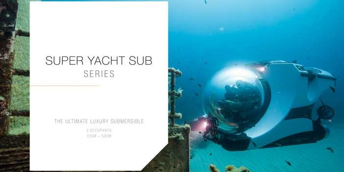 Luxury Submersibles Super_Yacht_Sub_series Feature