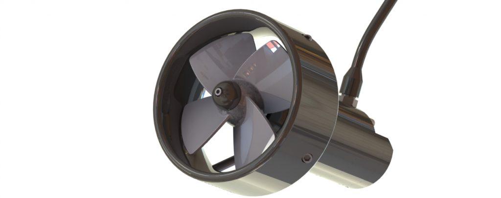 1.1kW DC Brushless Thruster
