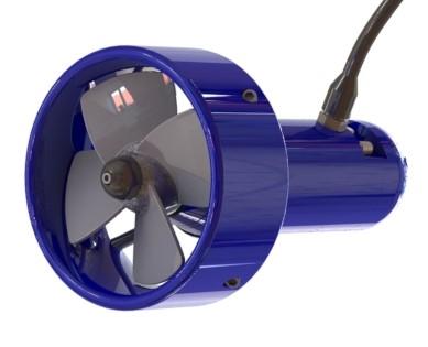 3kW DC Brushless Thruster