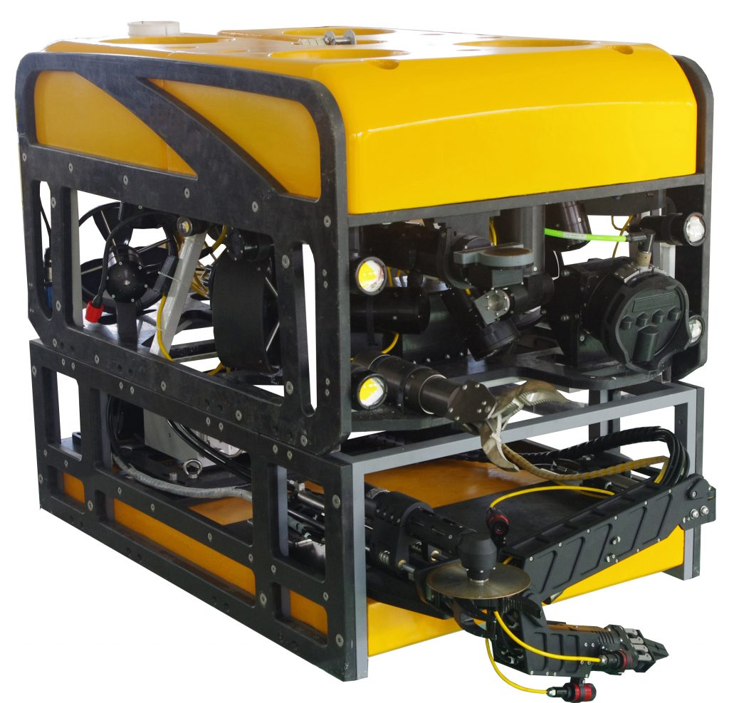 'Spirit' Modular Inspection Class ROV System